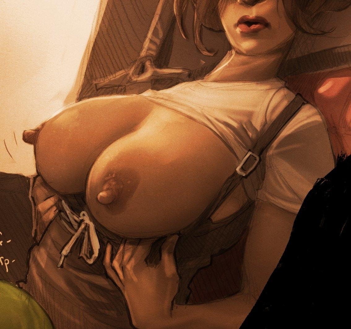Cindy's Titties Alexis Flower