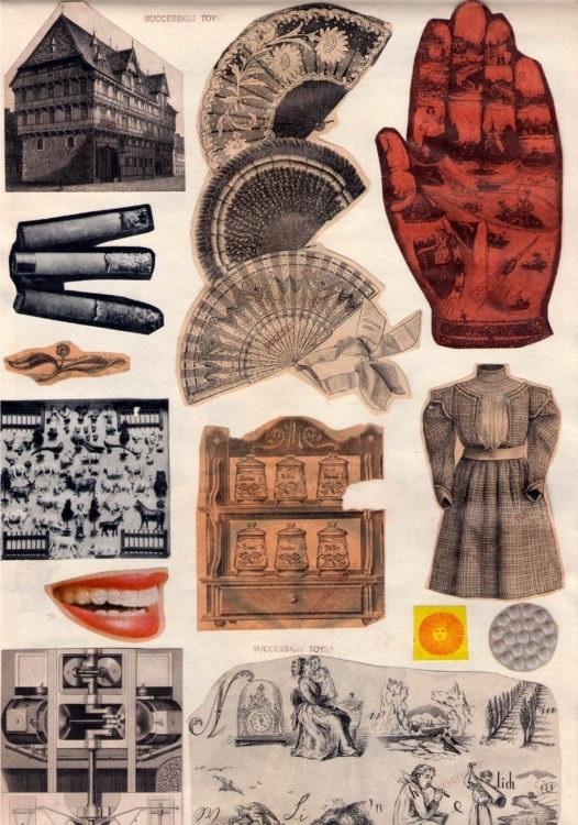 collage Toyen
