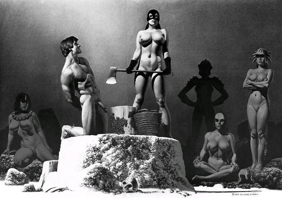 Corben - Bodyssey, castration