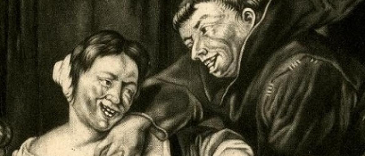 Merry Drinkers and Lusty Peasants In the Engravings of Cornelis Dusart