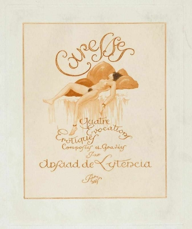 Cover of Caresses