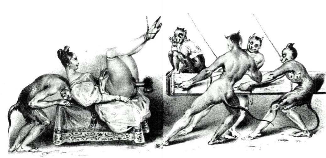 deflowering Eugène Lepoittevin