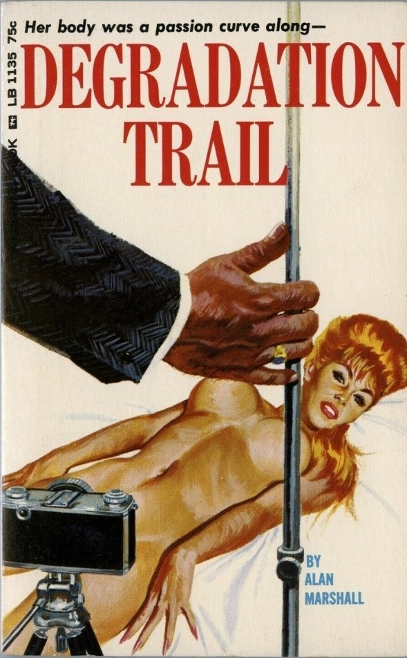 Degradation Trail Adult book cover