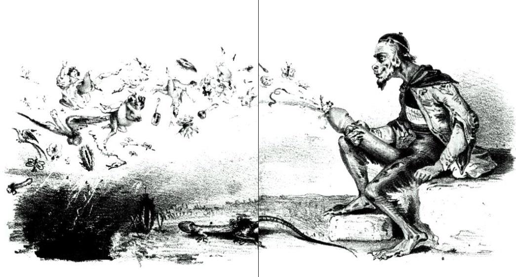 diabolical dew Eugène Lepoittevin