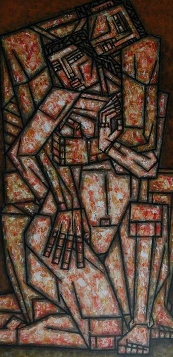 Dmitry Trubin cubist