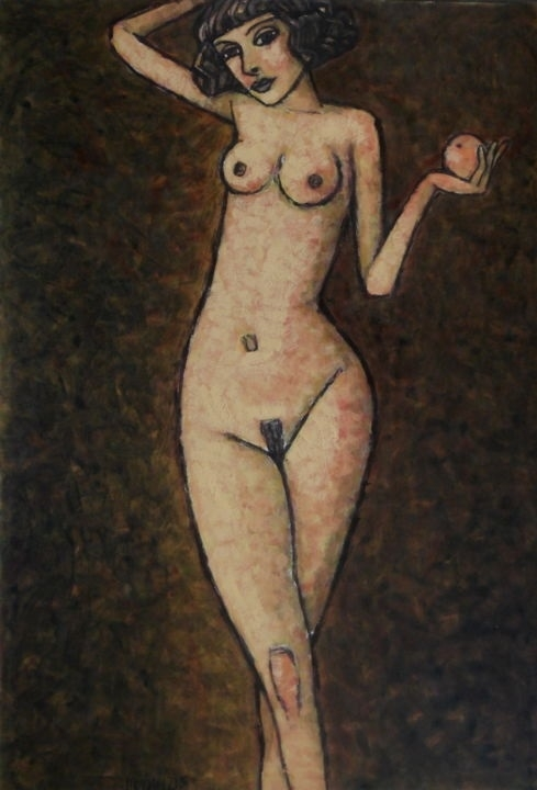Dmitry Trubin naked girl