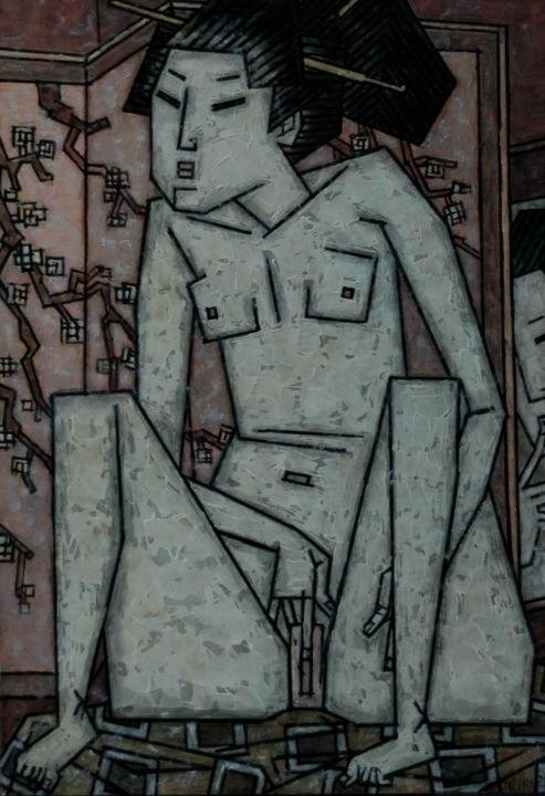 dmitry trubin nude geisha
