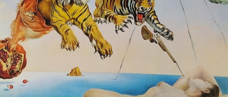 Salvador Dali's Pictorial Metaphors of Freud's Erotic Dream Interpretations