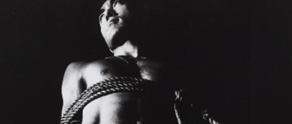 Aesthetics of the Interaction of Male and Female Bodies in Works of Eikoh Hosoe