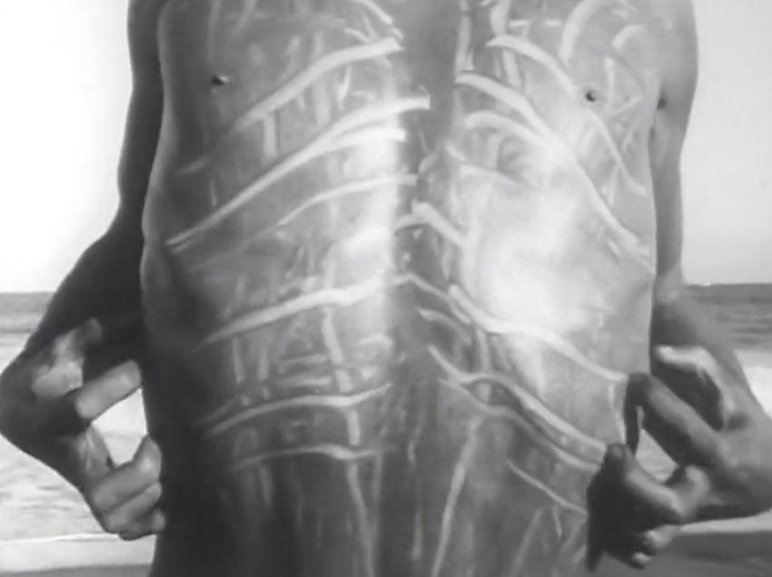 Eikoh Hosoe Male body