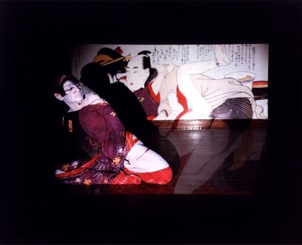 Eikoh Hosoe ukiyo-e
