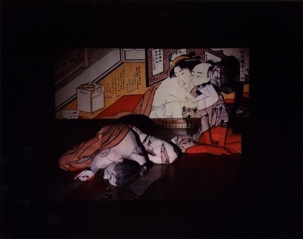 Eikoh Hosoe ukiyo-e shunga