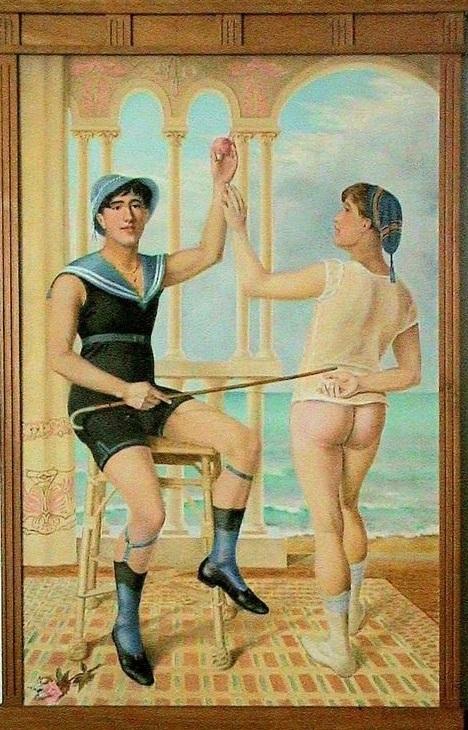 Elisar von Kupffer homoerotic