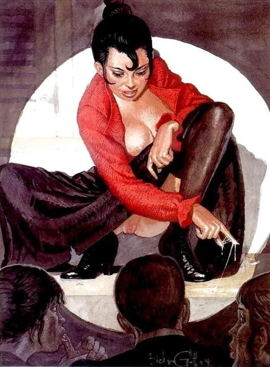 Erich von Gotha artist