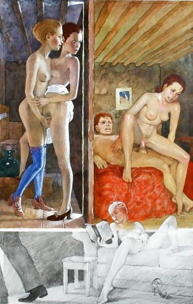 Erich von Gotha erotica