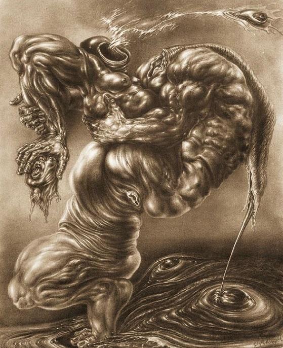 erotic art Sibylle Ruppert
