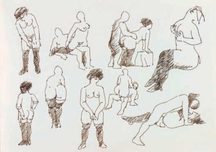 erotic art vasko lipovac