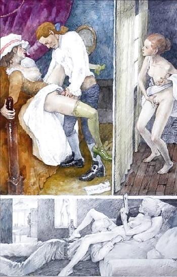 erotic comic von gotha