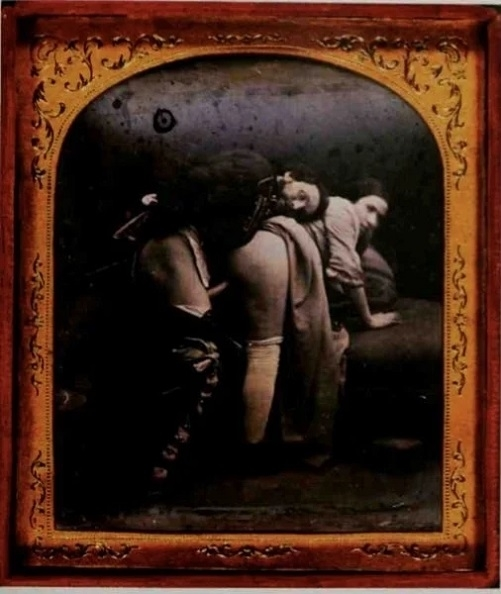 erotic Daguerreotypes
