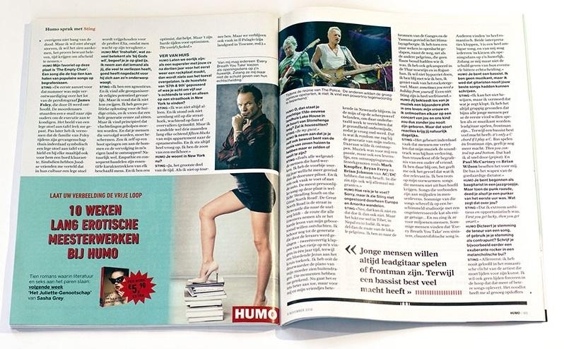erotic Humo magazine