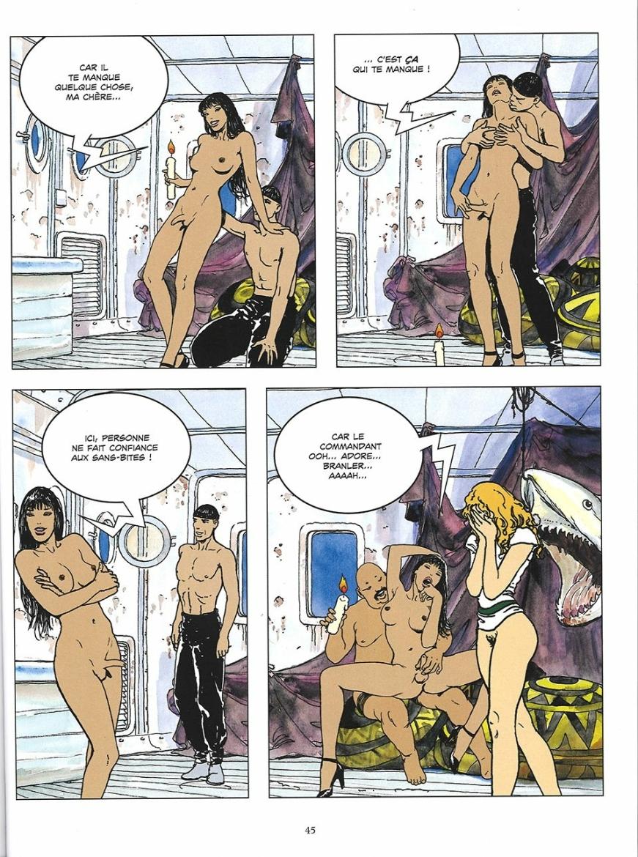 erotic Milo Manara