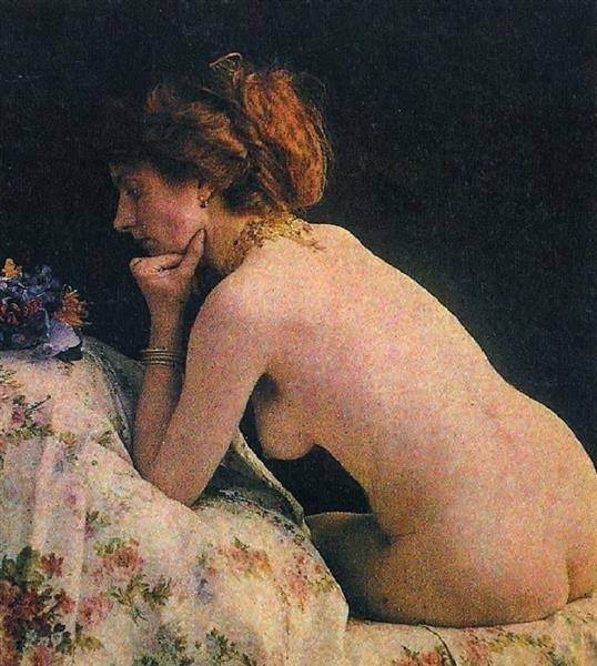 Erotic photograph Annie Brigman