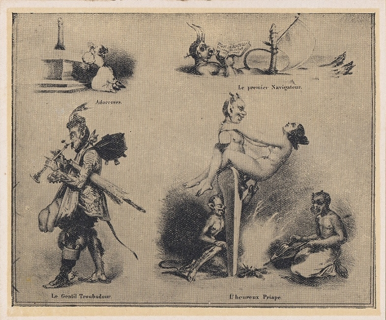 Eugène Lepoittevin lithograph erotic