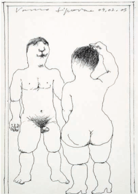 exposing nudes art