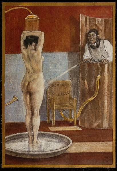 felicien rops pictures the shower