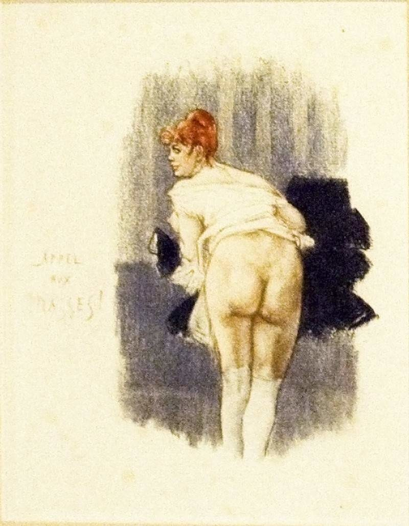 felicien rops pictures: appeal to the masses