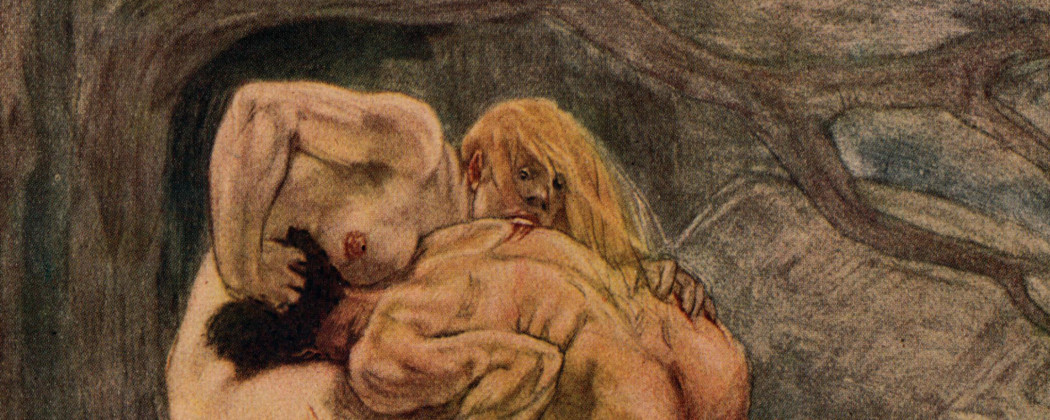 Satan Servants and the Spirit of Salem in the Pictures of Félicien Rops