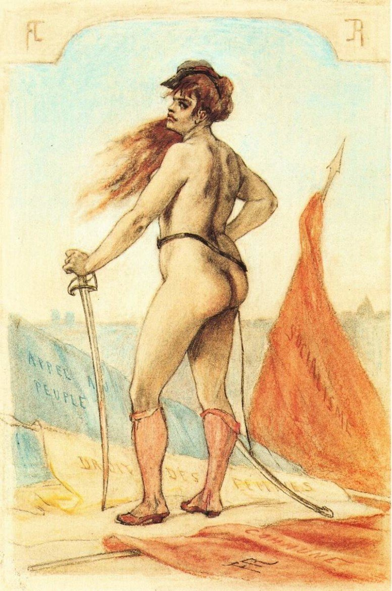felicien rops pictures the social revolution
