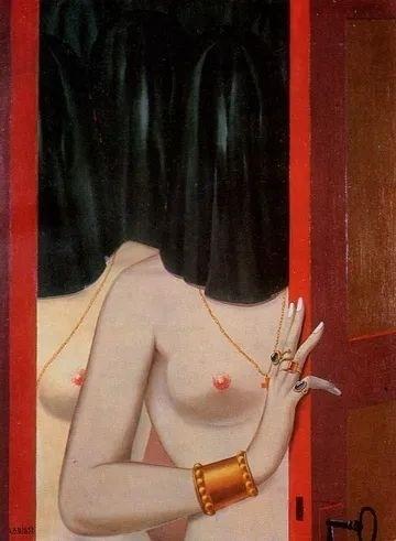 felix labisse entrance virgins