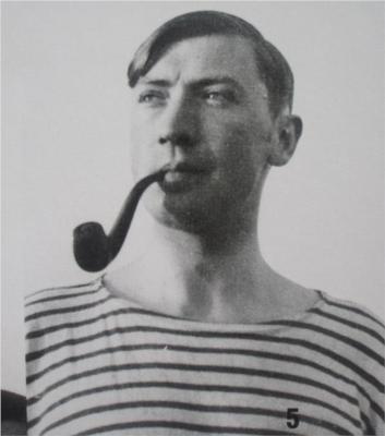 Félix Labisse portrait