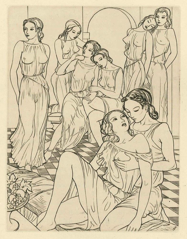 female orgy john buckland