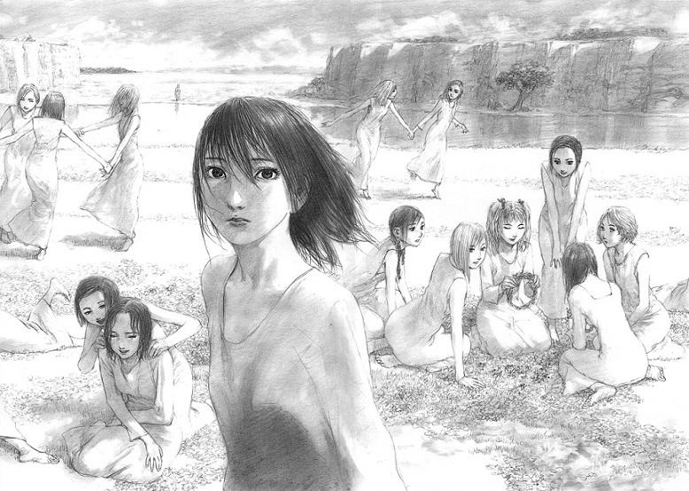 female slaves hiroaki samura