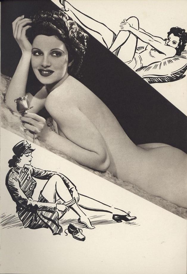 Ferrier/Roye, Lovelies nude