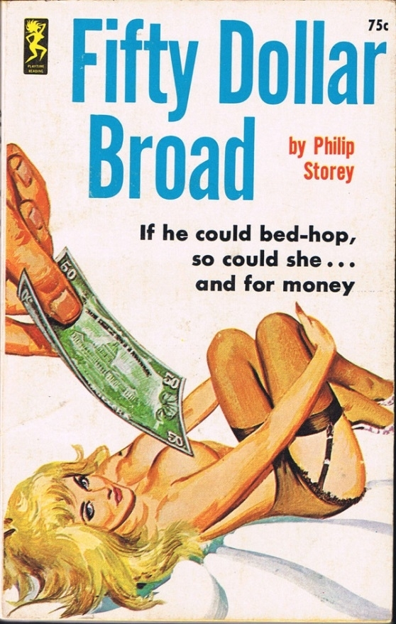 Fifty Dollar Broad