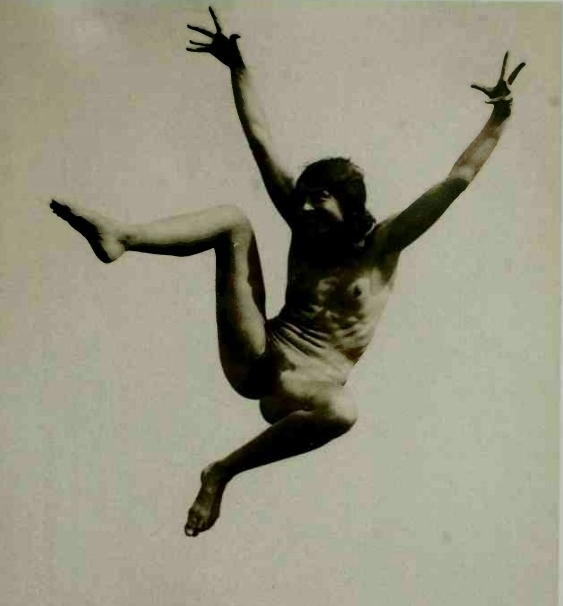 flying nude picture