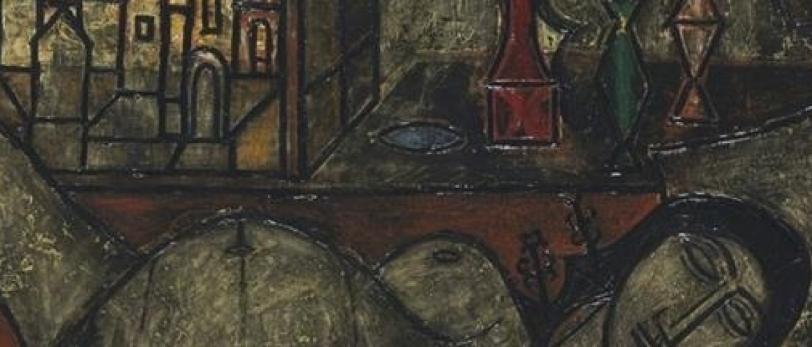 Barbaric Sensuality in Paintings of Picasso's Successor Francis Newton Souza