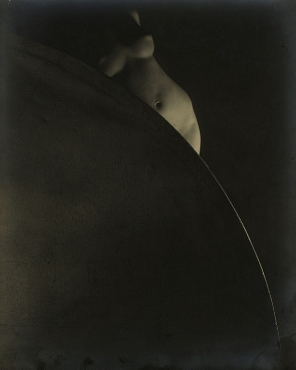 František Drtikol nude torso