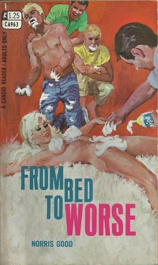 From Bed to Worse Pulp Novel