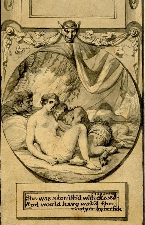 Frontispiece to Spenser's 'The Faerie Queene