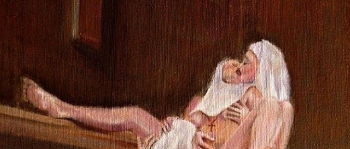 The Perverted Nuns of the Spanish Painter Galan Eyacule