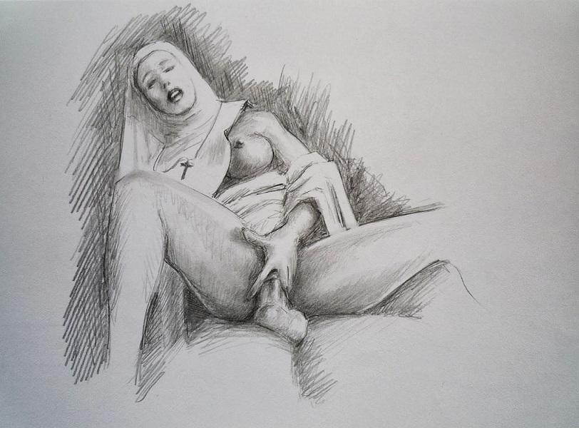 Galan Eyacule sketch