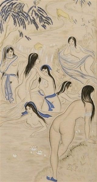 Genia Minache Bathers