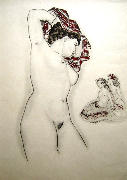 Genia Minache erotic