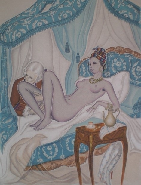 Genia Minache Indian erotica