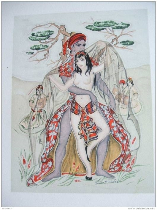 Genia Minache oriental