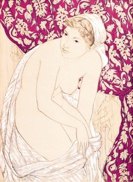 Genia Minache The Nude